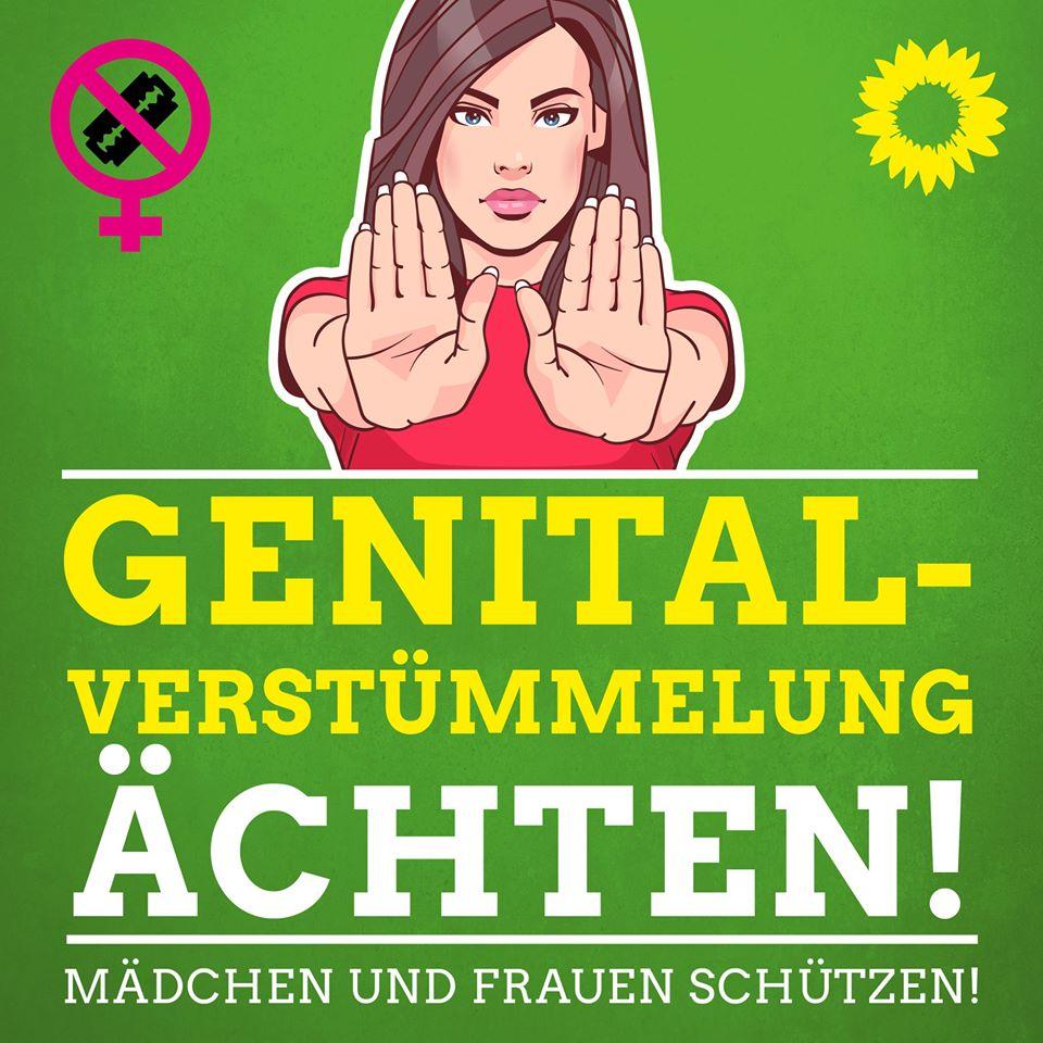 Mehr Hilfe für Betroffene von Genitalverstümmelung in Bayern