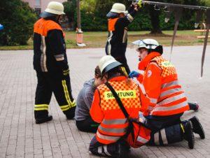 """Damit es bei der Feuerwehr nicht """"brennt"""": Landtag befasst sich mit Situation und Zukunft der Feuerwehr"""